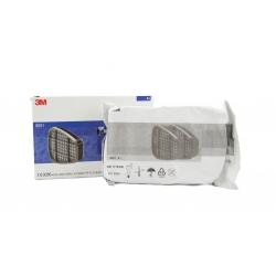 3M Filtr Węglowy A1 6911B/6051