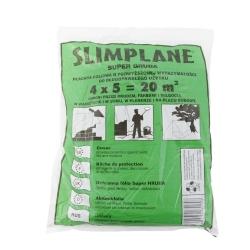 Slimplane Folia Ochronna 4x5m Super Gruba