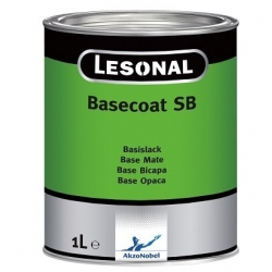 Lesonal Basecoat SB297P Lakier Perłowy - 1L