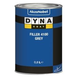 Dynacoat Filler 4100 Podkład 2K Szary + Utwardzacz - 1L
