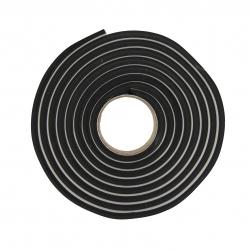 Masa Uszczelniająca Czarna Wałek 7mm x 2,6m