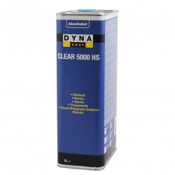 DYNACOAT CLEAR 5000 HS PLUS 2:1 - 5L