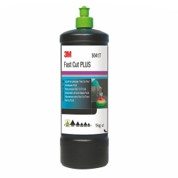 3M Mleczko Polerskie Fast Cut Plus Zielony Korek 50417 - 1000ml