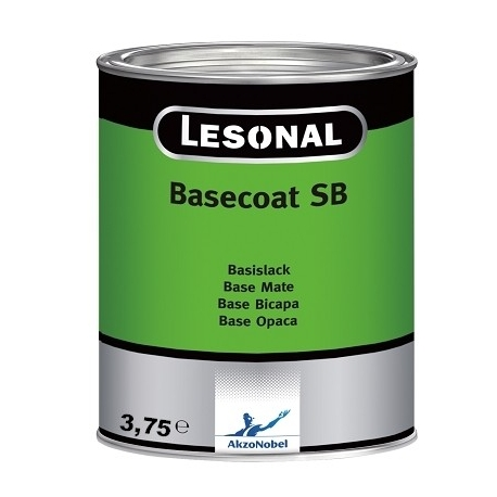 LESONAL BASE COAT SB04 LAKIER BAZOWY - 3,75L
