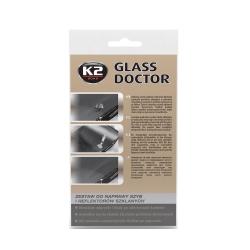K2 Glass Doctor Zestaw do Naprawy Szyb