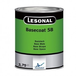 Lesonal Basecoat SB96M Lakier Bazowy - 3,75L