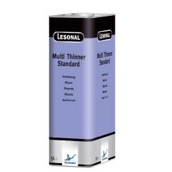 LESONAL MULTI THINNER STANDARD ROZCIEŃCZALNIK 5L