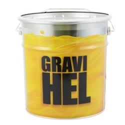Gravihel Żywica Vinylo-Akrylowa 301-003 Półpołysk - 3,9L
