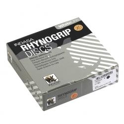 Indasa White Line Dysk na Rzep Biały 6H 150mm P360