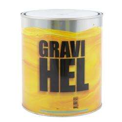 Gravihel 12 Pigment Bordowy - 3,5L