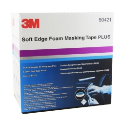 3M TAŚMA MASKUJĄCA DO WNĘK SOFT EDGE 7x 21mm x 7m - 50421