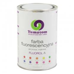 Fluorol Farba Akrylowa Fluorescencyjna Magenta - 1L