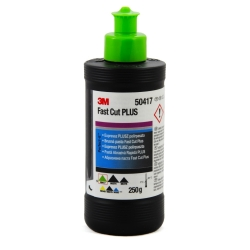 3M Mleczko Polerskie Fast Cut Plus Zielony Korek 50417 - 250ml