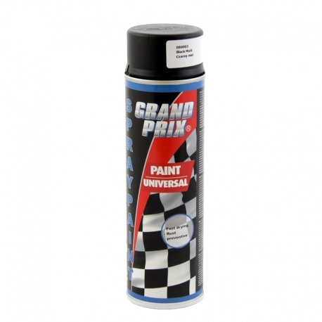 MOTIP GRAND PRIX CZARNY MATOWY SPRAY - 500ml