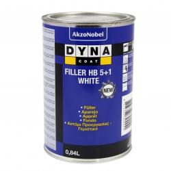 Dynacoat Podkład Wypełniający HB Filler 5:1 Biały - 1L