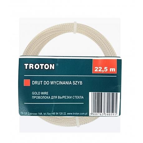 TROTON DRUT DO WYCINANIA SZYB GOLD - 22,5m