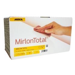 MIRKA MIRLON TOTAL WŁÓKNINA BEŻOWA MICRO FINE 115x230mm P2500