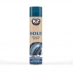 K2 BOLD DO NABŁYSZCZANIA OPON SPRAY - 600ml