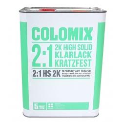 HELIOS COLOMIX LAKIER BEZBARWNY 2K HS - 5L
