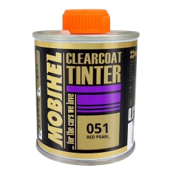 HELIOS MOBIHEL CLEARCOAT TINTER 051 RED PEARL - 0,1L
