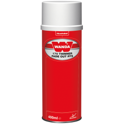 WANDA Rozcieńczalnik Cieniujący 170 RTS Spray - 400ml