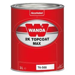 WANDA Lakier Akrylowy Topcoat 2K Max T6-500 - 1L
