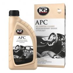K2 APC Wielozadaniowy Środek Czyszczący Koncentrat - 1L