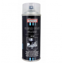 Troton Lakier Bezbarwny Połysk Spray - 400ml