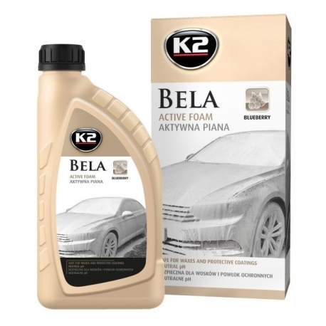 K2 Bela Aktywna Piana Blueberry - 1L