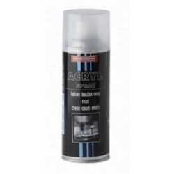Troton Lakier Bezbarwny Mat Spray - 400ml