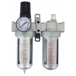 """Sico Tools Filtr Powietrza + Regulator + Odwadniacz 1/2"""""""
