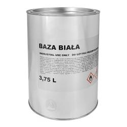 Troton Lakier Bazowy Biały - 3,75L