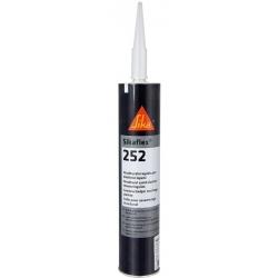 Sika Klej Montażowy Sikaflex 252 Czarny - 300ml