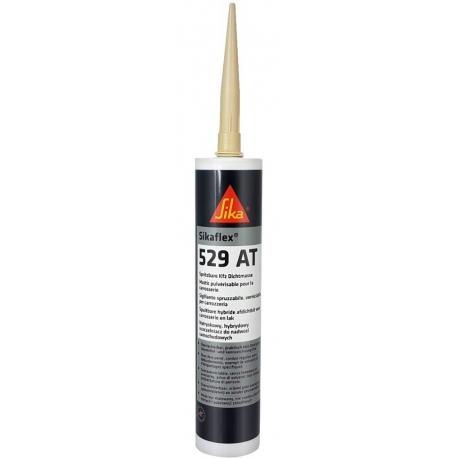 Sika Uszczelniacz Natryskowy Sikaflex 529 AT Ochra - 290ml