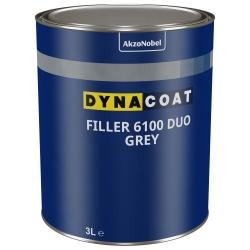 Dynacoat Podkład Wypełniający Filler 6100 Duo Szary - 3L