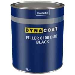 Dynacoat Podkład Wypełniający Filler 6100 Duo Czarny - 3L