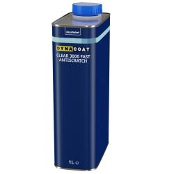 Dynacoat Clear 3000 Fast Antiscratch 2:1 Lakier Bezbarwny - 1L