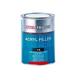 Troton Podkład 1K Akrylowy Szary - 0,5L
