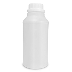 Butelka Plastikowa z Nakrętką 0,5L