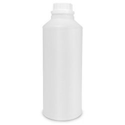 Butelka Plastikowa z Nakrętką 1L