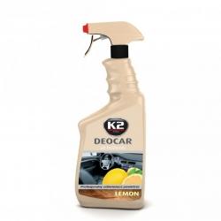 K2 Deocar Zapach do Samochodu Lemon - 700ml