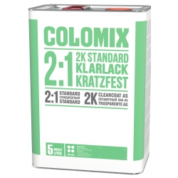 Helios Colomix Lakier Bezbarwny 2K - 5L