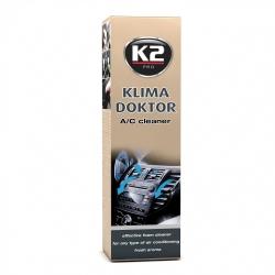 K2 KLIMA DOKTOR CZYSZCZENIE KLIMATYZACJI - 500ml