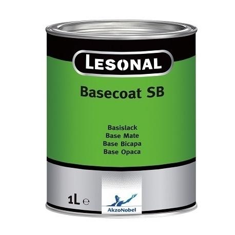 Lesonal Basecoat SB200P Lakier Perłowy - 1L