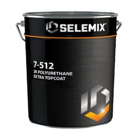 Selemix 7-512 Binder PUR Poliuretan Extra - 3,5kg