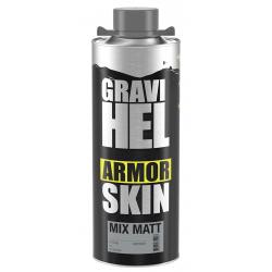 Gravihel Armor Skin Żywica PUR 430 Mat Struktura do Barwienia - 0,75L