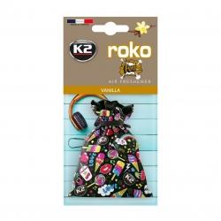 K2 Roko Fun Odświeżacz Powietrza w Woreczku Wanilia 25g