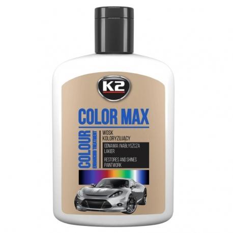 K2 Color Max Wosk Koloryzujący Biały - 200ml