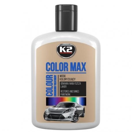K2 Color Max Wosk Koloryzujący Srebrny - 200ml
