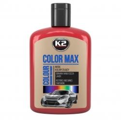 K2 Color Max Wosk Koloryzujący Czerwony - 200ml